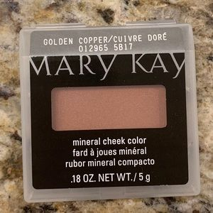 Mary Kay Golden Copper bush cheek color